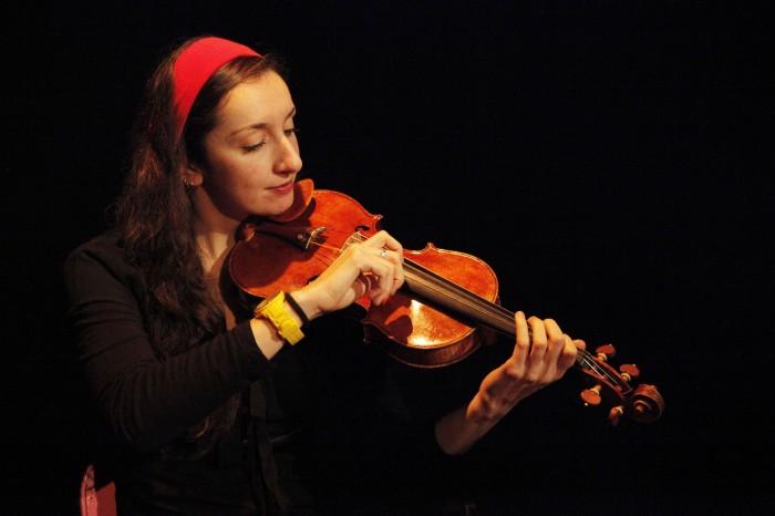 Aurelie-violoniste